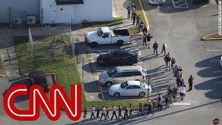 Student witness: I heard gunshots and ran - CNN