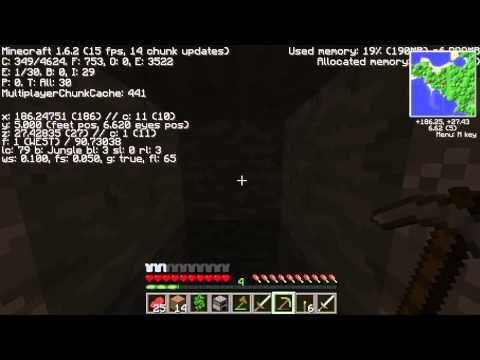 Minecraft : AlKo20 Server W/BuAli .. ماين كرافت #1