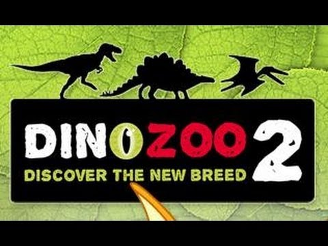 Dino Zoo - at Bristol Zoo, England