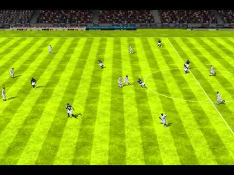 FIFA 13 iPhone/iPad - BRAZZERS vs. Well. Phoenix