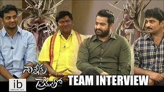 Nannaku Prematho team interview about success - idlebrain.com - IDLEBRAINLIVE