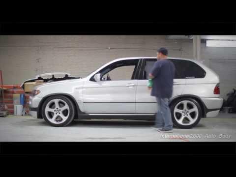 International 2000 Auto Body