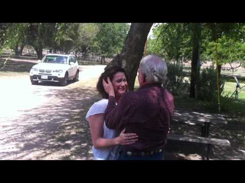 Father Daughter Reunion After 41  Years Apart