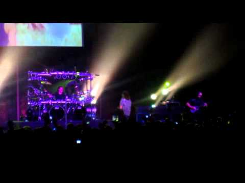 Dream Theater - Forsaken (12.07.2011, Crocus City Hall, Moscow, Russia)