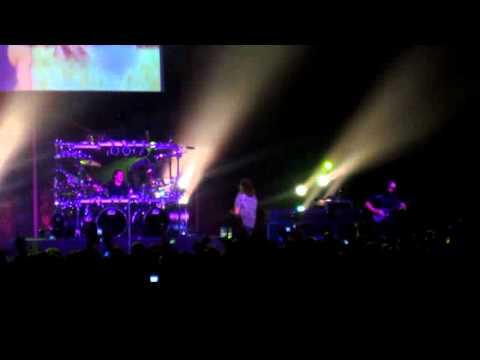 Dream Theater - Forsaken (12.07.2011, Crocus City Hall, Moscow, Russia)