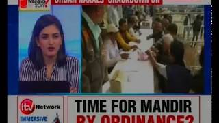 Chhattisgarh: Security teightened in Rajnandgaon ahead of the first phase of voting tomorrow - NEWSXLIVE