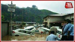 Himachal के ले डूबी भारी बारिश   News 100 Nonstop   August 13th, 2018 - AAJTAKTV