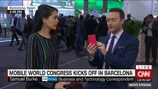 Modular smartphone at Mobile World Congress - CNN