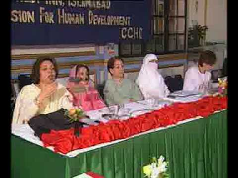 National Women's day in Pakistan - Report by Shazia Sikandar