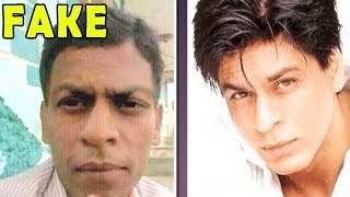 Pictures of Shahrukh Khan 's Duplicate goes VIRAL
