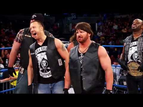 Exclusive comments from AJ Styles after IMPACT | The Plan All Along?