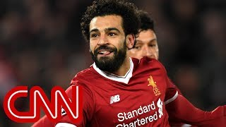 Mohamed Salah's long road to stardom at Liverpool - CNN