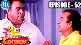 COMEDY THEENMAAR - Telugu Best Comedy Scenes - Episode 52 - IDREAMMOVIES