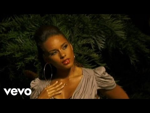 Alicia Keys - Un-thinkable (I'm Ready) (Behind The Scenes)