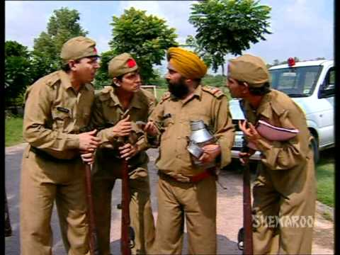 Security Tight - Part 2 Of 10 - Sudesh Lahiri - Blockbuster Punjabi Comedy Movie