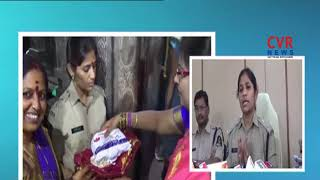 DGP Sumathi about Sri Ujjaini Mahakali Devasthanam Bonalu | Tight Security Arrangements | CVR News - CVRNEWSOFFICIAL