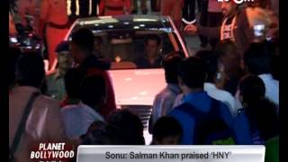 Sonu Sood - Salman Khan has seen rushes of 'Happy New Year' | Bollywood News
