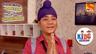 Gogi Prays For His Exams | Tapu Sena Special | Taarak Mehta Ka Ooltah Chashmah - SABTV
