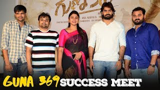 Karthikeya Guna 369 Movie Success Press Meet - TFPC