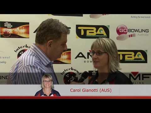 AMF Masters International Challenge Match 1 ~  Shannon Pluhowsky V Carol Gianotti