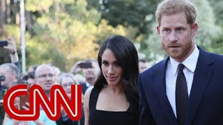Meghan Markle expecting first child with Prince Harry - CNN