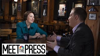 Full Klobuchar: 'What I'm Tired Of Doing Is Admiring The Problem' | Meet The Press | NBC News - NBCNEWS