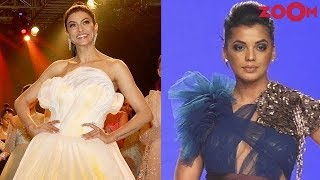 Sushmita Sen & Mugdha Godse SUPPORT the #MeToo wave in India! | Bollywood News - ZOOMDEKHO