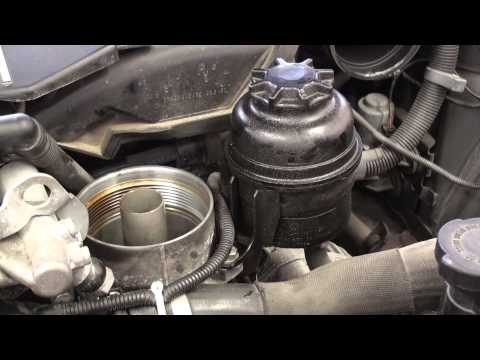 bmw e46 engine oil and filter change youtube autos post. Black Bedroom Furniture Sets. Home Design Ideas