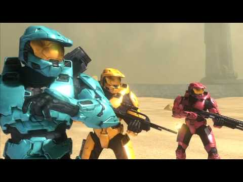 Red vs. Blue Revelation: Episode 1
