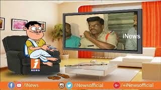 Dada Counter To Kadiri CI Gorantla Madhav On His Warning To JC Diwar Reddy | Pin Counter | iNews - INEWS