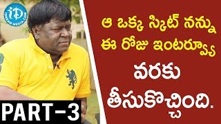 Jabardasth Awesome Appi & Rocking Rakesh Exclusive Interview Part #3 | Talking Movies With iDream - IDREAMMOVIES