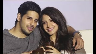 Sidharth, Anushka Sharma on a coffee date - IANSINDIA