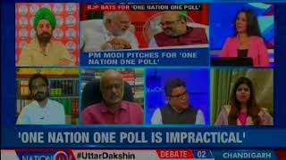 Congress slams BJP's One Nation One Poll, says simultaneous elections are impractical - NEWSXLIVE