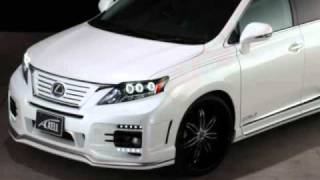 body kit lexus rx 450h s