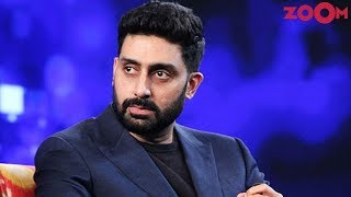Abhishek Bachchan SPEAKS UP on Pay Parity Issue in the industry! | Bollywood News - ZOOMDEKHO