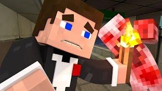 Прохождение ОЧЕНЬ СТРАШНОЙ карты в Minecraft: ГРАВИТАЦИЯ
