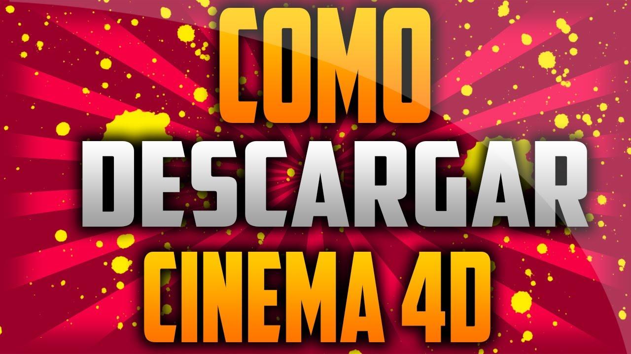 descargar cinema 4d r13 full espanol