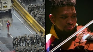 Fighting Venezuela's Repression with My Violin | NYT - Opinion - THENEWYORKTIMES