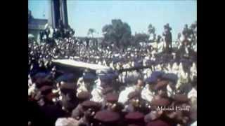 في ذكرى وفاته.. فيديو نادر بالألوان لجنازة الرئيس الراحل جمال عبد الناصر