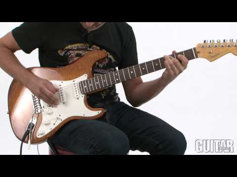 Guitar World Gear Review - Fender Select Stratocaster HSS