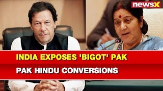 Pakistan Hindu Conversion: India Exposses 'Bigot' Pak Chequered Minority Report - NEWSXLIVE