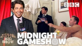 Midnight Gameshow: Johnny - Michael McIntyre's Big Show: Episode 5 - BBC One - BBC