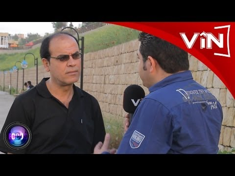 Ednan Salih - New - Vin Tv 2013 (Focus) HD عدنان صالح