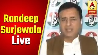 Those raising questions on 'minimum wage scheme' don't want welfare of poor: Randeep Surje - ABPNEWSTV