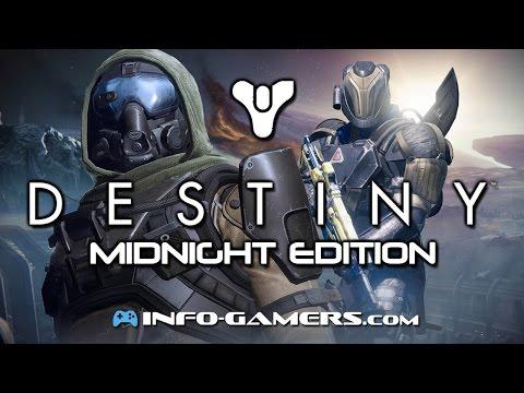 Destiny Midnight Edition - Mi Gameroom Live Podcast
