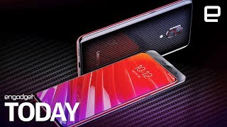 Lenovo's new slider phone has 12GB of RAM  | Engadget Today - ENGADGET