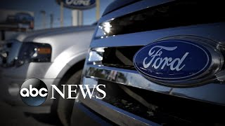 Ford under pressure to recall over 1.3 million cars - ABCNEWS