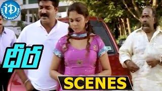 Dheera Movie Scenes    Jeevan Kidnaps Kamna Jethmalani Scene - IDREAMMOVIES
