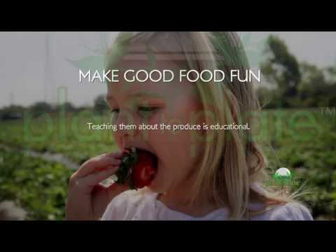 Ways to Get Kids Eating More Fruits & Vegetables - Healthy, Helpful Habits from Plant to Plate(TM)
