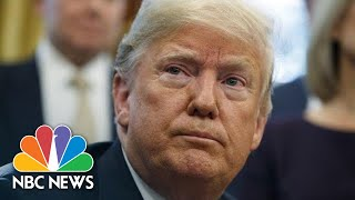 President Donald Trump On Mueller Questions: 'I've Answered Them Very Easily' | NBC News - NBCNEWS